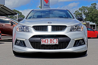 2014 Holden Special Vehicles Maloo Gen-F MY14 R8 Silver 6 Speed Sports Automatic Utility.