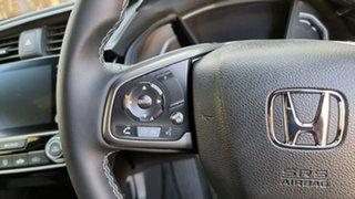 2020 Honda Civic 10th Gen MY20 VTi-L Modern Steel 1 Speed Automatic Hatchback