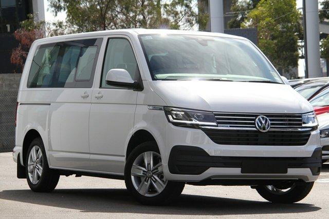 New Volkswagen Multivan T6.1 MY21 TDI340 SWB DSG 4MOTION Comfortline Premium Port Melbourne, 2020 Volkswagen Multivan T6.1 MY21 TDI340 SWB DSG 4MOTION Comfortline Premium White 7 Speed