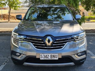 2016 Renault Koleos HZG Intens X-tronic Grey 1 Speed Constant Variable Wagon.