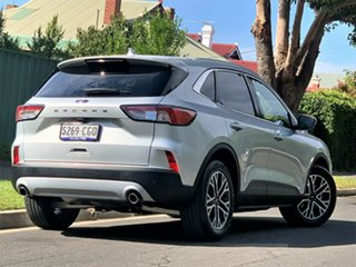 2020 Ford Escape ZH 2020.75MY Moondust Silver 8 Speed Sports Automatic SUV.