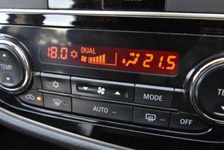 2018 Mitsubishi Outlander ZL MY18.5 ES 2WD Black 6 Speed Constant Variable Wagon