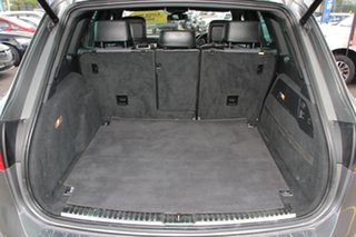 2015 Volkswagen Touareg 7P MY15 V8 TDI Tiptronic 4MOTION R-Line Grey 8 Speed Sports Automatic Wagon