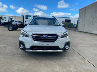 2018 Subaru Outback B6A MY18 2.5i CVT AWD White 7 Speed Constant Variable Wagon
