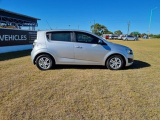 2012 Holden Barina TM 6 Speed Automatic Hatchback.