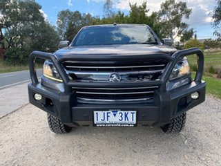 2016 Holden Colorado RG MY16 LS Space Cab Grey 6 Speed Sports Automatic Cab Chassis.