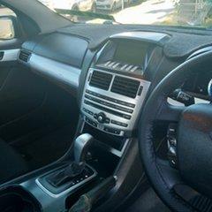 2008 Ford Falcon FG 5 Speed Auto Seq Sportshift Cab Chassis