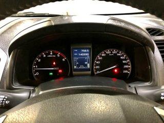 2014 Isuzu D-MAX MY14 LS-U Crew Cab Silver 5 Speed Manual Utility
