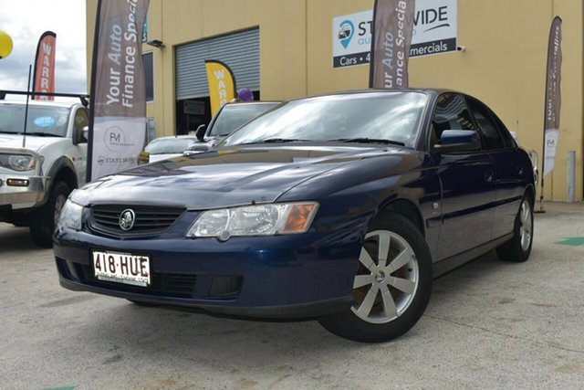 Used Holden Commodore VY II Equipe Capalaba, 2004 Holden Commodore VY II Equipe 4 Speed Automatic Sedan
