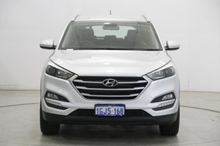 2017 Hyundai Tucson TL MY18 Active X 2WD Silver 6 Speed Sports Automatic Wagon.