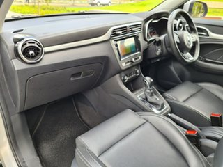 2019 MG ZS AZS1 MY19 Excite 2WD Silver 4 Speed Automatic Wagon