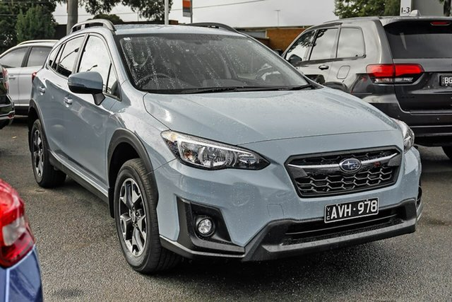 Used Subaru XV G5X MY19 2.0i-L Lineartronic AWD Nunawading, 2018 Subaru XV G5X MY19 2.0i-L Lineartronic AWD Grey 7 Speed Constant Variable Wagon