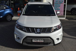 2017 Suzuki Vitara LY S Turbo 2WD White 6 Speed Sports Automatic Wagon.