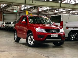 2013 Suzuki Grand Vitara JB MY13 Red 4 Speed Automatic Hardtop.