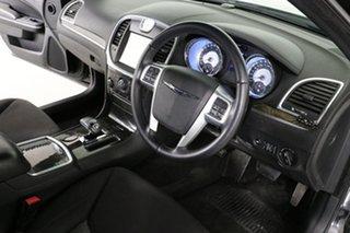 2012 Chrysler 300C LE MY08 3.5 V6 Black 5 Speed Automatic Sedan