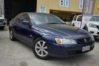 2004 Holden Commodore VY II Equipe 4 Speed Automatic Sedan