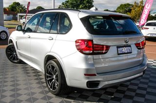 2016 BMW X5 F15 sDrive25d Silver 8 Speed Automatic Wagon.