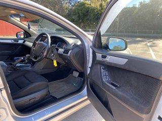 2008 Ford Falcon FG XR6 Silver 6 Speed Auto Seq Sportshift Sedan