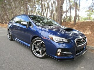 2017 Subaru Levorg V1 MY17 2.0 GT-S CVT AWD Blue 8 Speed Constant Variable Wagon.