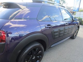 2015 Citroen C4 Cactus E3 MY16 Exclusive ETG Purple 6 Speed Sports Automatic Single Clutch Wagon