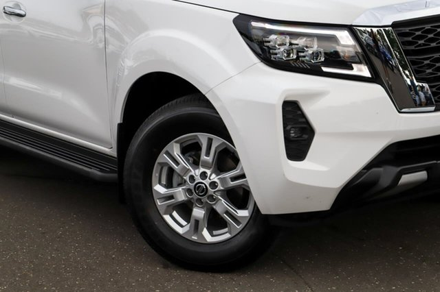 Demo Nissan Navara D23 MY21 ST 4x2 Sutherland, 2020 Nissan Navara D23 MY21 ST 4x2 Solid White 7 Speed Sports Automatic Utility