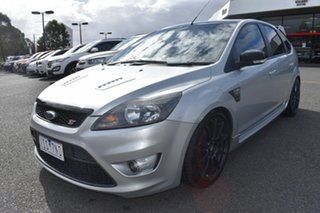 2010 Ford Focus LV XR5 Turbo Billet Silver 6 Speed Manual Hatchback