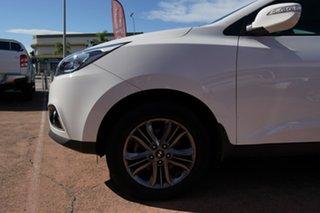2015 Hyundai ix35 LM Series II SE (FWD) White 6 Speed Automatic Wagon.