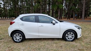 2018 Mazda 2 DJ2HAA Neo SKYACTIV-Drive White 6 Speed Sports Automatic Hatchback