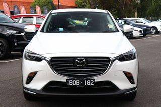 2020 Mazda CX-3 DK2W7A Akari SKYACTIV-Drive FWD Snowflake White 6 Speed Sports Automatic Wagon.
