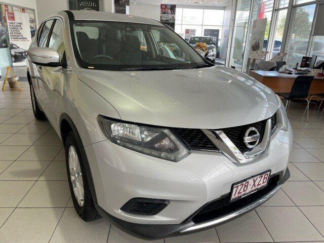 Used Nissan X-Trail T32 ST X-tronic 2WD Mount Gravatt, 2016 Nissan X-Trail T32 ST X-tronic 2WD Brilliant Silver 7 Speed Constant Variable Wagon
