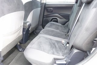 2012 Mitsubishi Outlander ZH MY12 LS White 6 Speed Constant Variable Wagon