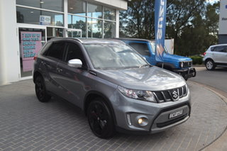 2018 Suzuki Vitara LY S Turbo 2WD Grey 6 Speed Sports Automatic Wagon