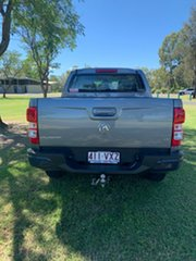 2015 Holden Colorado RG MY15 LS Crew Cab Satin Steel Grey 6 Speed Manual Utility
