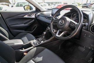 2018 Mazda CX-3 DK2W7A Maxx SKYACTIV-Drive FWD Sport Dynamic Blue 6 Speed Sports Automatic Wagon