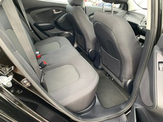 2011 Hyundai ix35 LM MY11 Active (FWD) Onyx Black 6 Speed Automatic Wagon