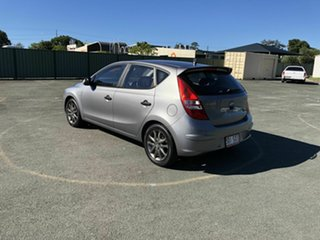 2011 Hyundai i30 FD MY11 SR Silver 5 Speed Manual Hatchback