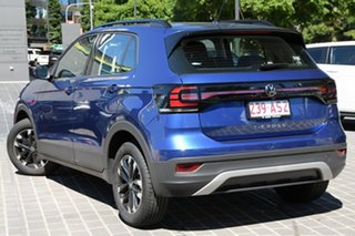 2020 Volkswagen T-Cross C1 MY21 85TSI DSG FWD Life Reef Blue Metallic 7 Speed.