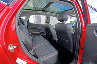 2020 MG ZS AZS1 MY21 Essence 2WD Red 6 Speed Automatic Wagon