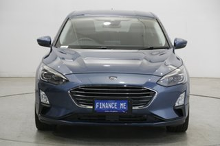 2020 Ford Focus SA 2020.25MY Titanium Blue 8 Speed Automatic Hatchback.