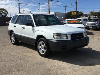 2004 Subaru Forester 79V MY04 XS AWD 5 Speed Manual Wagon.