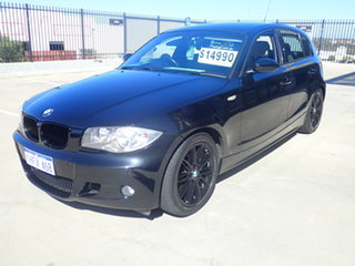 2011 BMW 123d E87 MY11 Black Magic 6 Speed Automatic Hatchback.