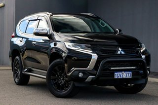 2019 Mitsubishi Pajero Sport QE MY19 Black Edition Black 8 Speed Sports Automatic Wagon.