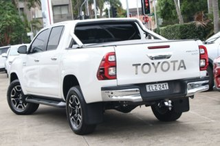 2020 Toyota Hilux GUN126R 4x4 Crystal Pearl 6 Speed Automatic Dual Cab.