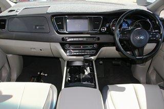 2017 Kia Carnival YP MY17 SLi Graphite 6 Speed Sports Automatic Wagon