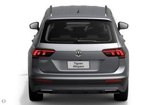 2021 Volkswagen Tiguan 5N MY21 110TSI Comfortline DSG 2WD Allspace Silver 6 Speed.