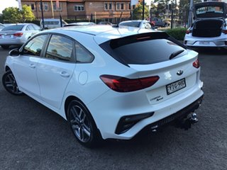 2019 Kia Cerato BD MY19 S White 6 Speed Manual Hatchback