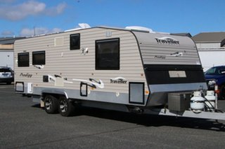 Used Traveller Prodigy Offroad Caravan.
