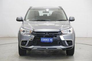 2016 Mitsubishi ASX XC MY17 LS 2WD Grey 6 Speed Constant Variable Wagon.