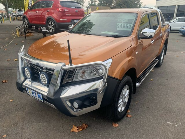 Used Nissan Navara D23 S3 ST Launceston, 2019 Nissan Navara D23 S3 ST Gold 7 Speed Sports Automatic Utility