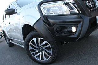 2017 Nissan Navara D23 S2 SL Silver, Chrome 7 Speed Sports Automatic Utility